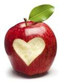 apple heart1 | Stay at Home Mum.com.au
